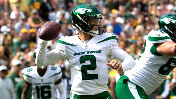 New York Jets Zach Wilson