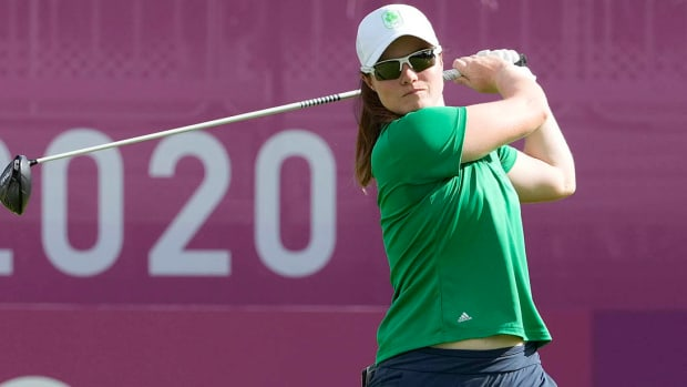 Leona Maguire, who recently competed in the Tokyo Olympics, will become the first woman to represent Ireland in the Solheim Cup.