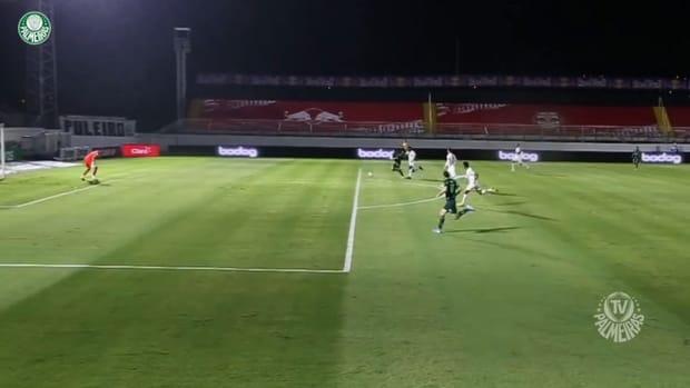 Wesley's top five Palmeiras goals