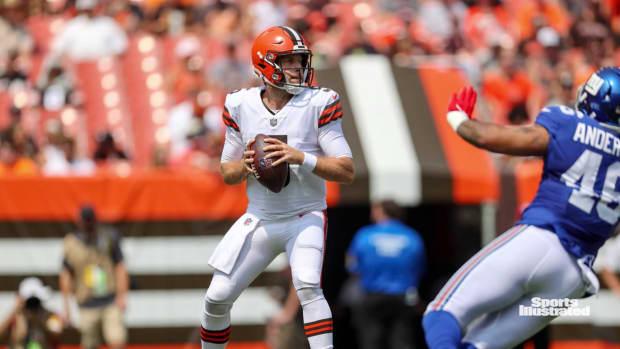 Case Keenum Still Holds Value to Cleveland Browns