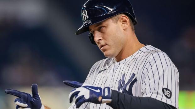 New York Yankees Anthony Rizzo