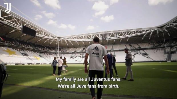 Locatelli: 'Juventus is a dream come true'