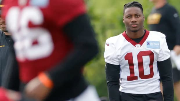 Curtis Samuel, Washington Football Team wide receiver
