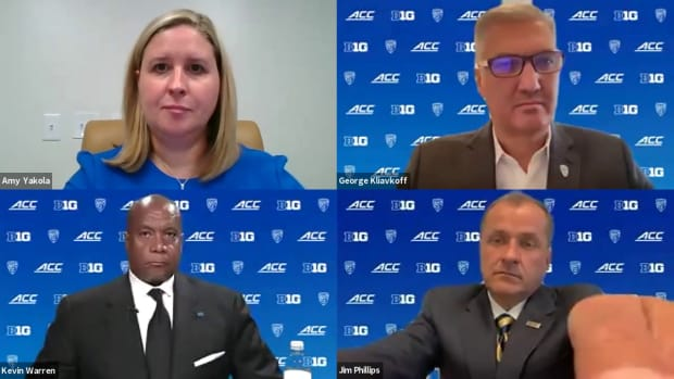 ACC, Big Ten, Pac-12 Commissioners Introduce the Alliance