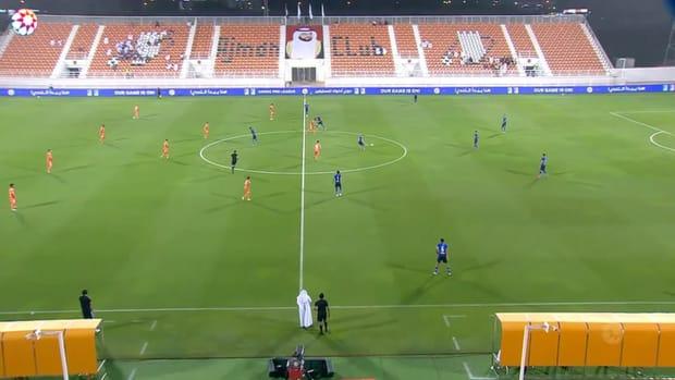 Highlights: Ajman 3-0 Al-Nasr