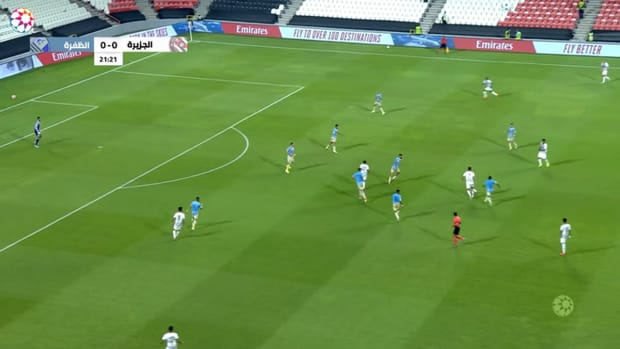 Highlights: Al-Jazira 2-0 Al-Dhafra