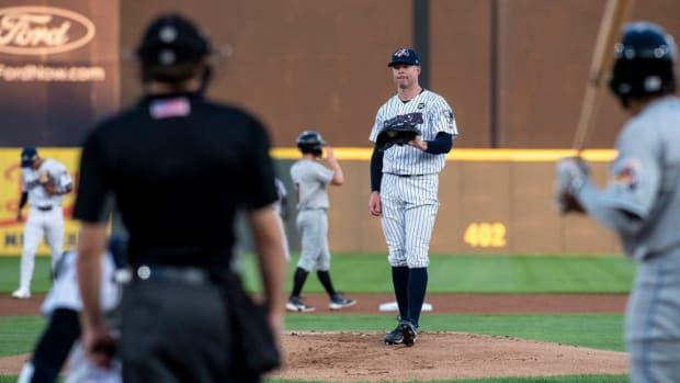 Yankees SP Corey Kluber on rehab start