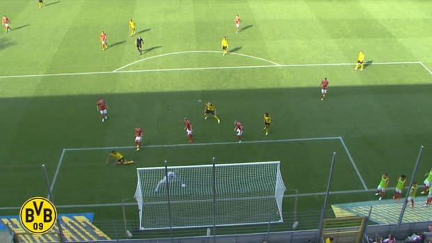 Bellingham's great performance vs Freiburg