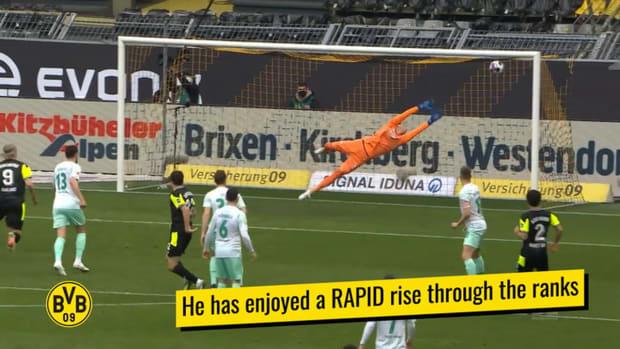 Gio Reyna's rise at Dortmund