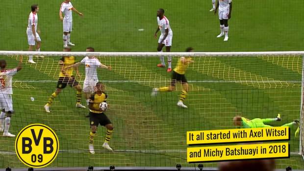 Dortmund's Belgian connection