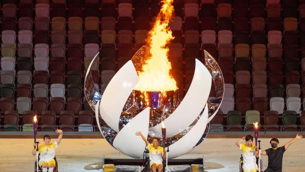 Paralympics Torch