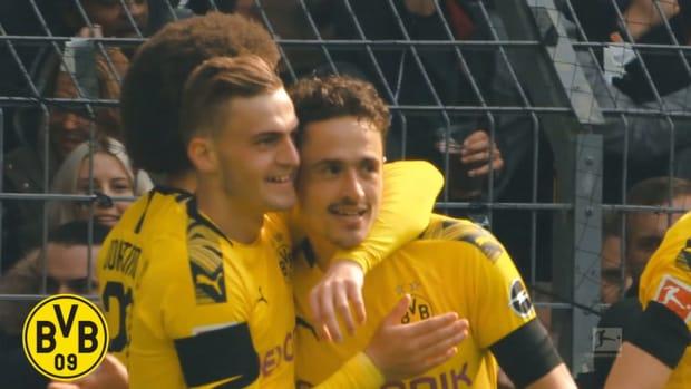 Thomas Delaney leaves Borussia Dortmund