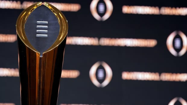 College Football Playoff CFP Trophy
