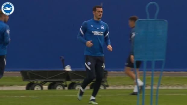 Unbeaten Brighton prepare for Everton clash
