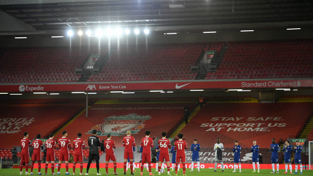 Liverpool Chelsea Anfield