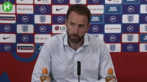 Southgate: Kane has a clear focus now