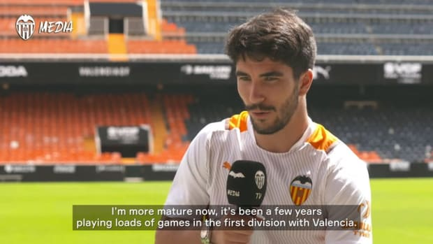 Carlos Soler on his first Spain senior call up