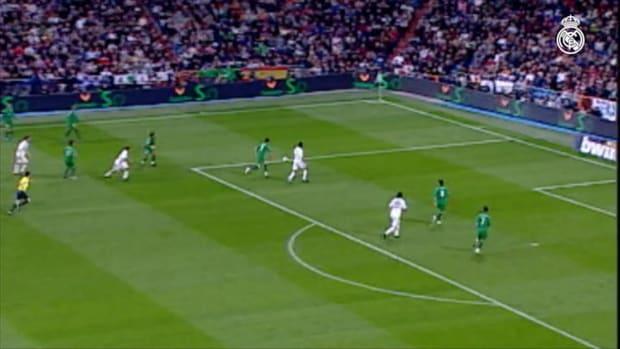 Best goals of Real Madrid against Betis