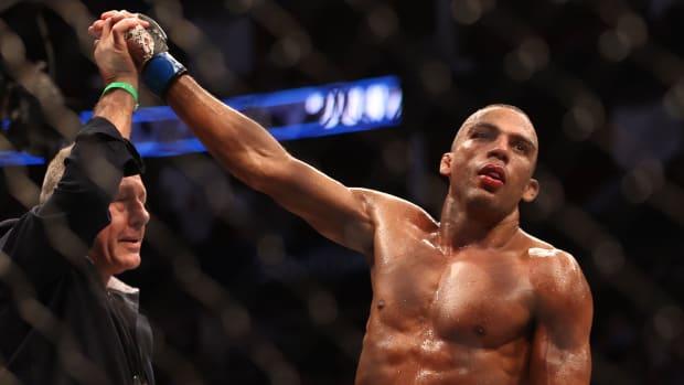 UFC MMA Edson Barboza