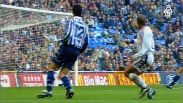 Roberto Carlos' legacy with Real Madrid