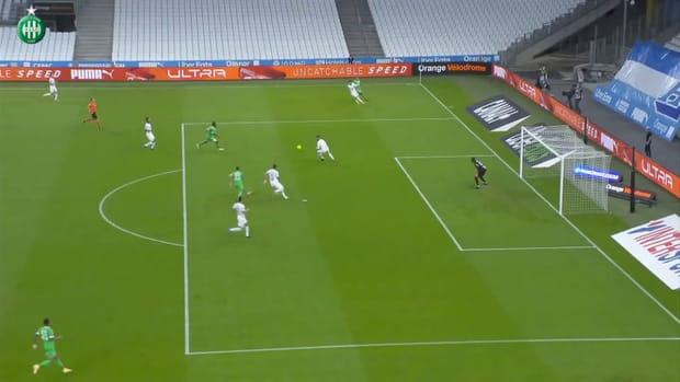 Saint-Etienne's great win at Marseille