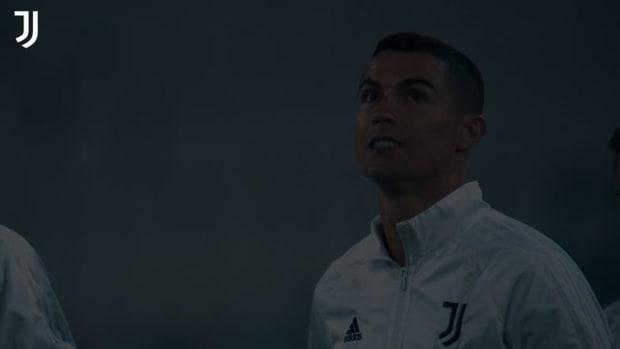 Juventus' farewell to Cristiano Ronaldo
