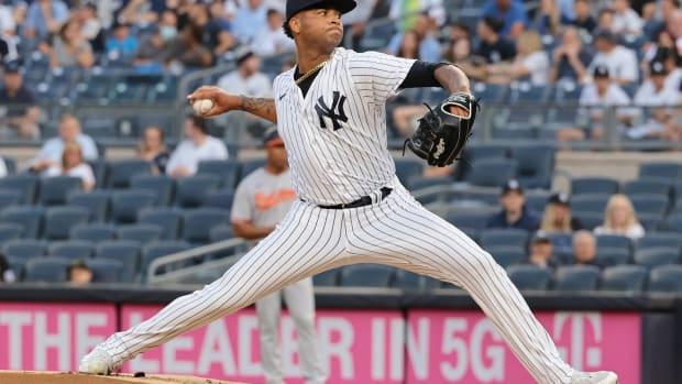 Yankees SP Luis Gil