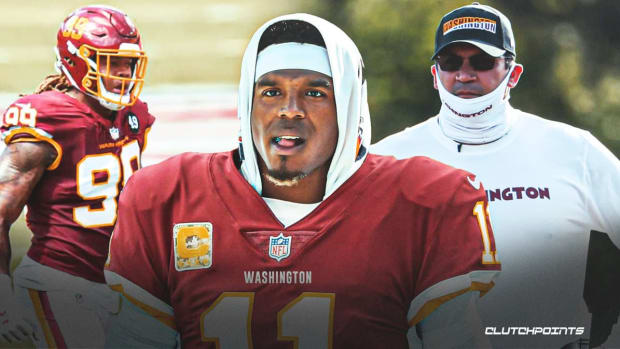 Cam-Newton-Ron-Rivera-Washington-Football-Team