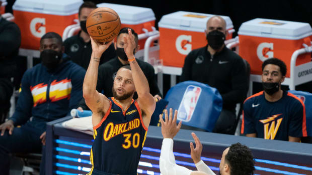 Golden State Warriors Stephen Curry
