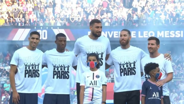 Paris Saint-Germain's unforgettable 2021 summer