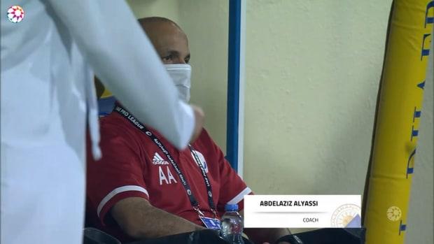 Highlights: Al-Dhafra 0-1 Sharjah
