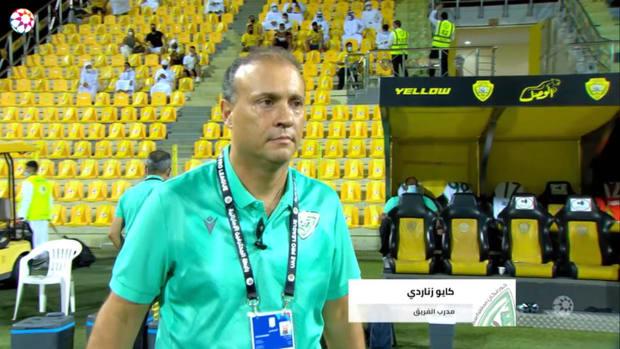 Highlights: Al-Wasl 1-1 Khorfakkan