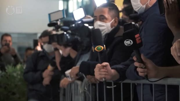 Behind the scenes of Willian's arrival at Corinthians