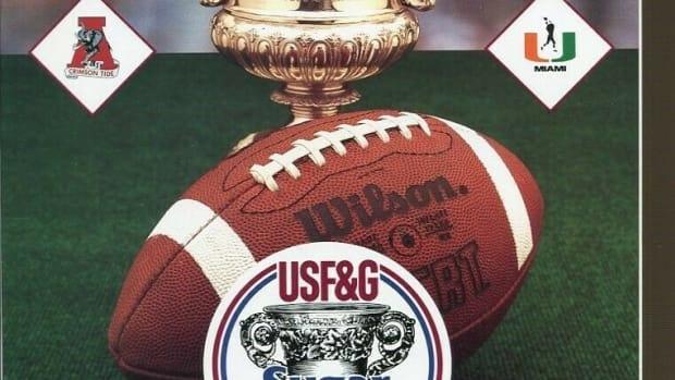 1993 Sugar Bowl: Alabama vs. Miami