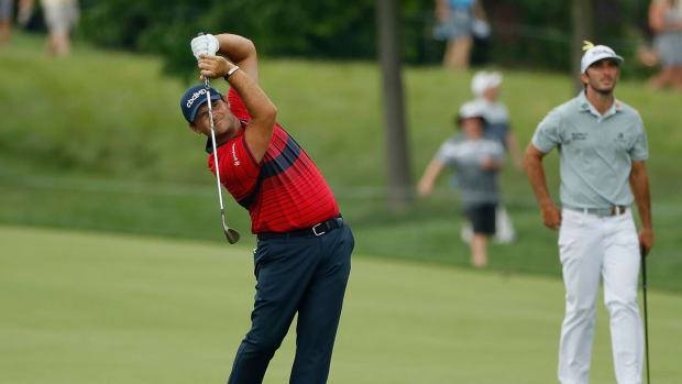 Patrick Reed is a risky wild pick for Ryder Cup captain Steve Stricker.