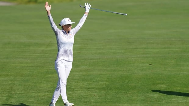 Mel Reid thinks this year's European Solheim Cup team is its best ever.