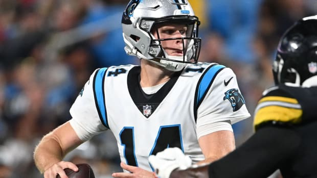 Carolina Panthers Sam Darnold