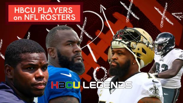 HBCU Players in NFL