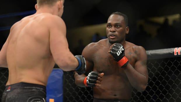 UFC MMA Derek Brunson