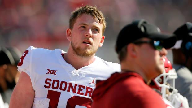 Oklahoma Sooners Spencer Rattler