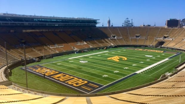 Cal's Memorial Stadium