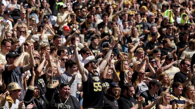 Purdue Fans