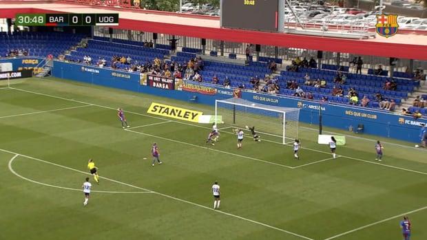 Barça 5-0 Granadilla: Magnificent start