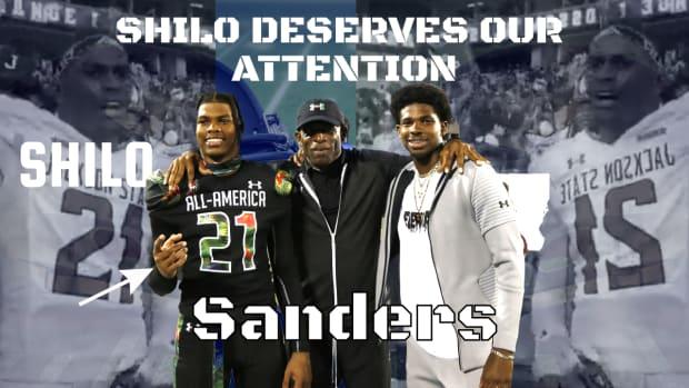 SHILO SANDERS