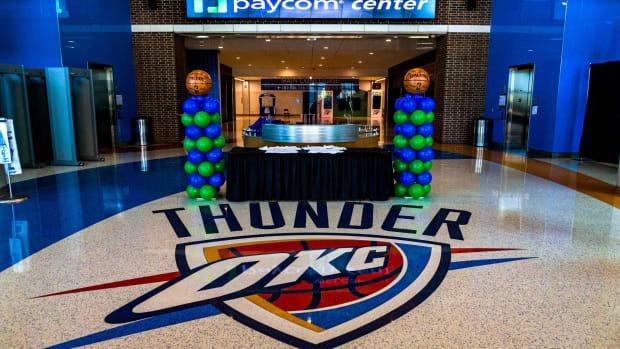 Paycom Center, Generic