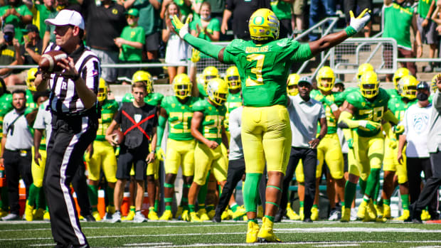 Brandon Dorlus Fresno State Celebration Cropped
