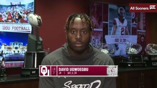 9-7 David Ugwoegbu (W Carolina Week)
