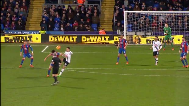Tottenham's best goals against Crystal Palace