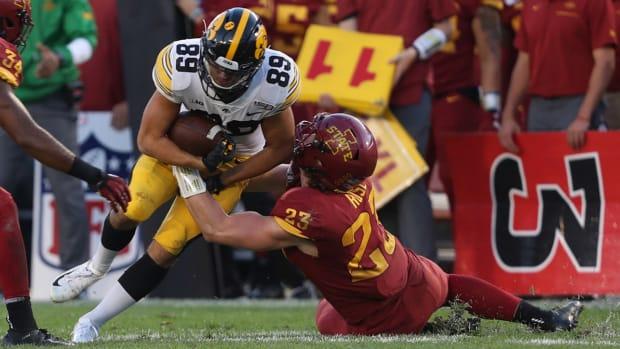 Rivals Iowa and Iowa State