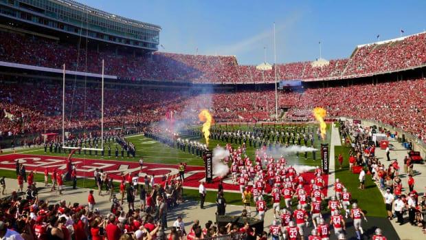 This scene awaits Oregon on Saturday at Ohio State stadium